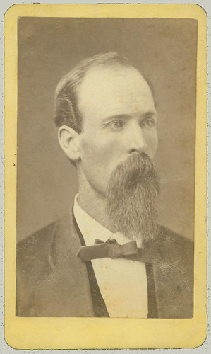 CDV portrait of a man
