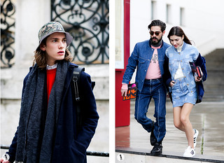Street style - Paris fashion week Menswear FW15-16 | by Marie-Paola Bertrand-Hillion