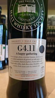 SMWS G4.11 - A happy gathering