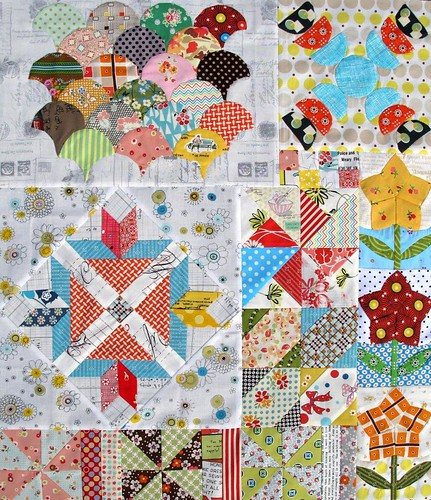 Green Tea quilt | by Anne@surelynotanotherproject