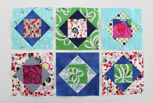 Economy blocks | by Saltwater Quilts