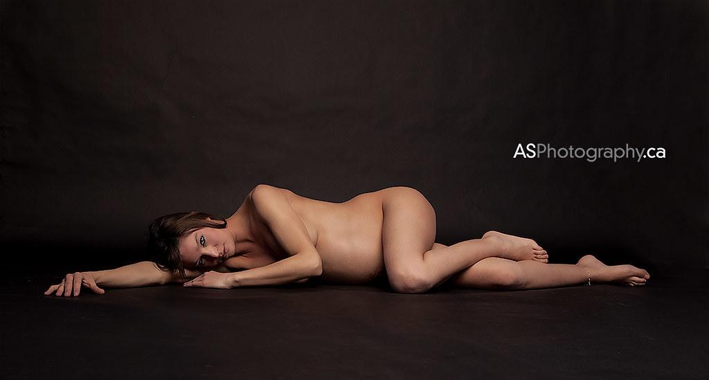naked fetish french pedicure