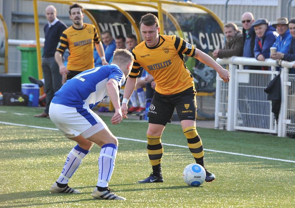 Maidstone United v Chester 253