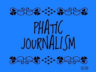 Phatic Journalism