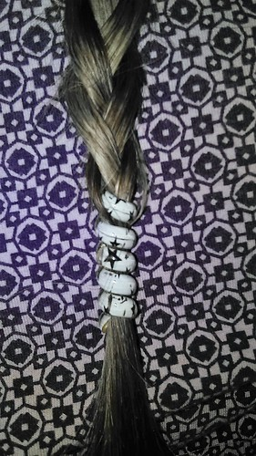 What can use instead of hair ties (OTHER THAN HAIR STICKS) that won ... 7158fb5c3b9