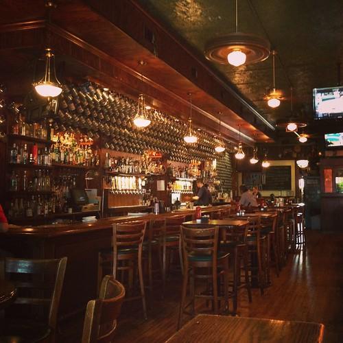 Hickory Tap Room Beer Menu