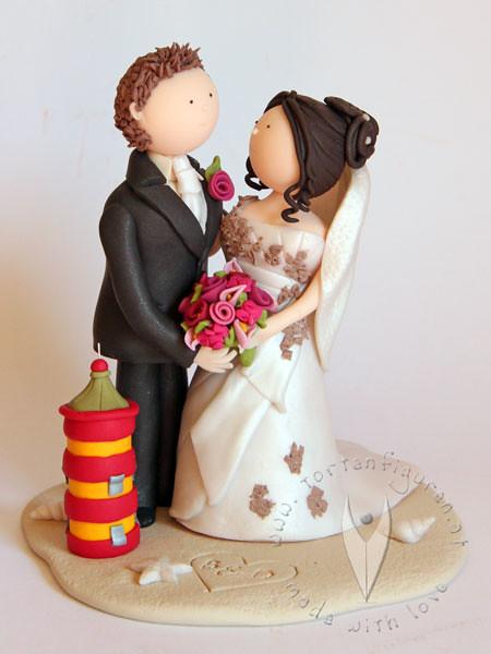 Umarmt Zueinander Hochzeitstortenfigur Tortenfiguren Flickr