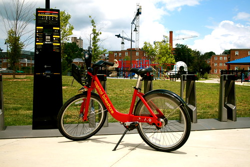 LeDroit Capital Bikeshare | by The Great Photographicon