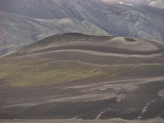 028 Uitzicht bij Bláhylur of Hnausapollur