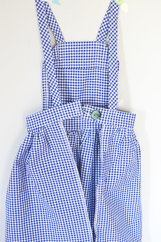 dorothy costume pieces | by Girl Like The Sea