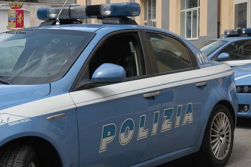 Volanti-Polizia