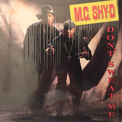M.C. SHY-D:DON'T SWEAT ME(JACKET A)