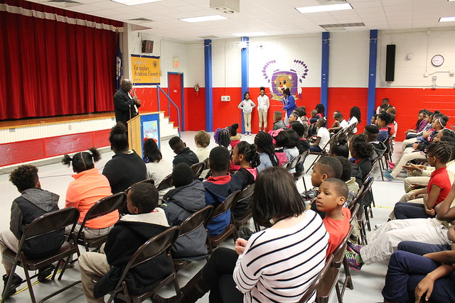 2017 Caddo Path to Excellence Presentations