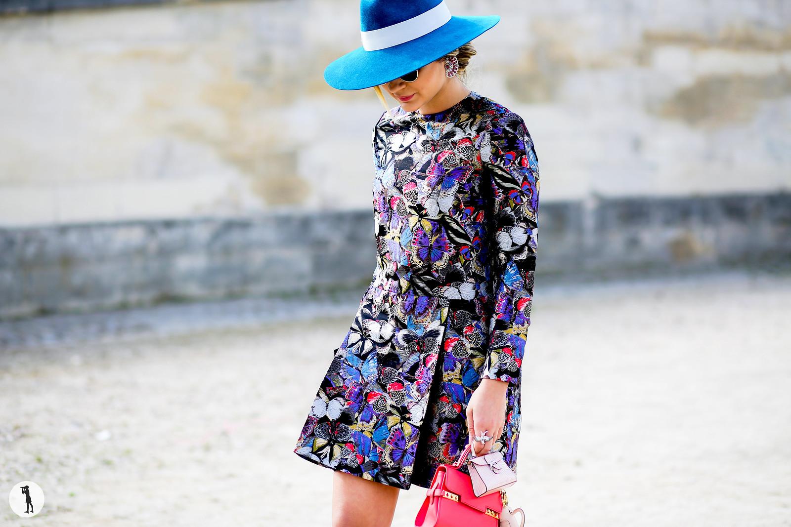 Thassia Naves - Paris fashion week RDT SS15 (1)