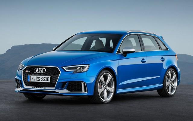 Audi RS3 Sportback 2018 1