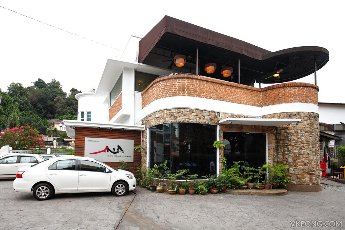 Ishin Japanese Dining Old Klang Road KL
