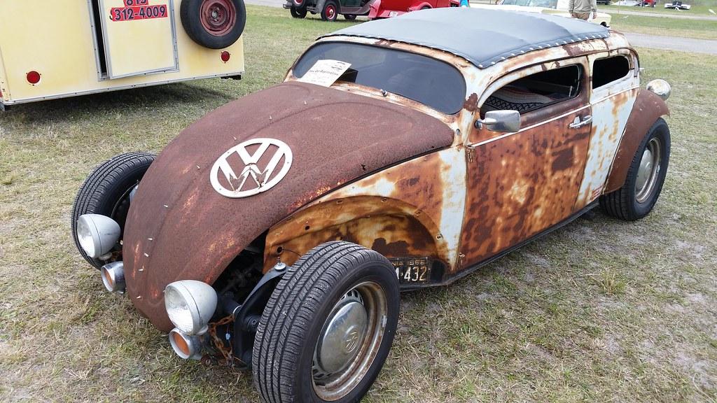 Volkswagen Beetle Rat Rod Zephyrhills Auto Events Wi Flickr - Zephyrhills fl car show