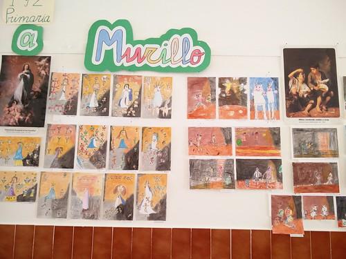 Semana de las Letras del Colegio María Zambrano dedicada a Murillo