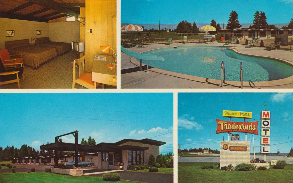 Tradewinds Motel - St. Ignace, Michigan
