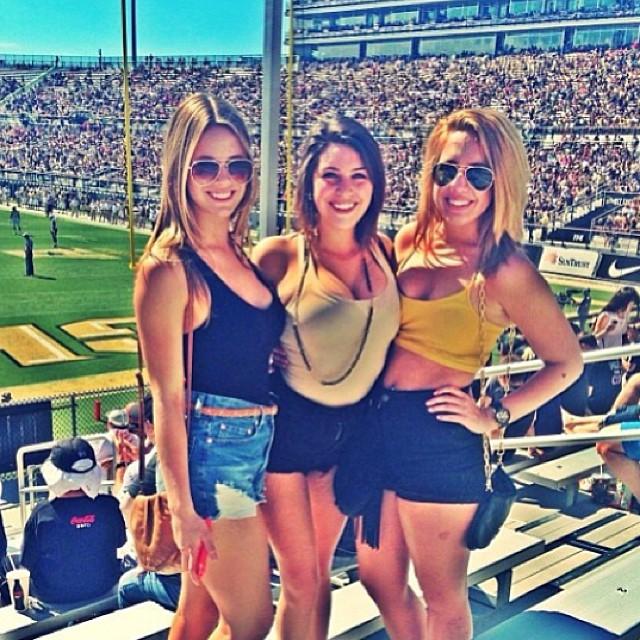 Ucf hot girls