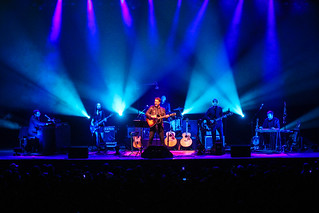 Amos Lee & Langhorne Slim @ Bayou Music Center | by Breakfast On Tour