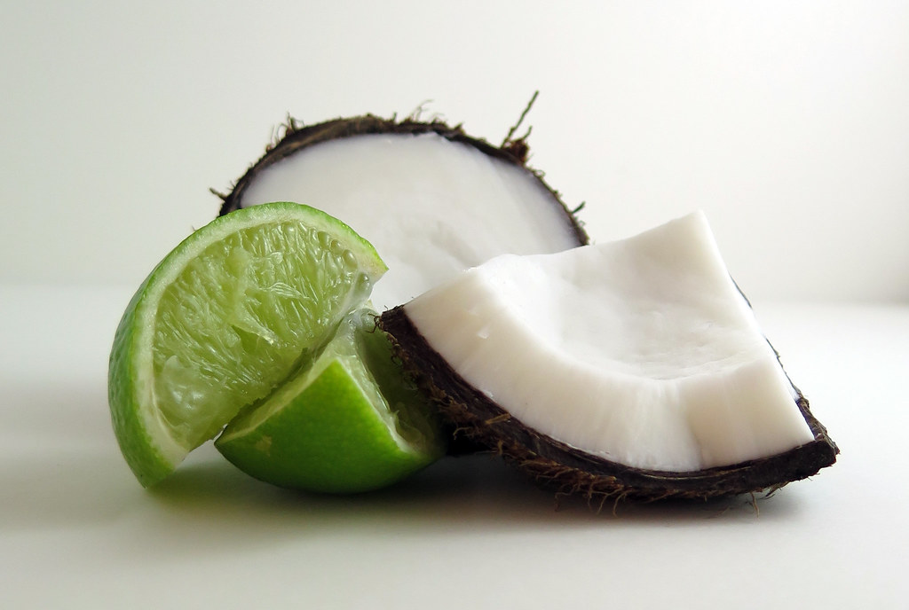 Coconut & Lime.