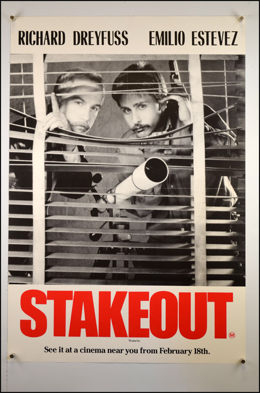 Stakeout - Poster 3