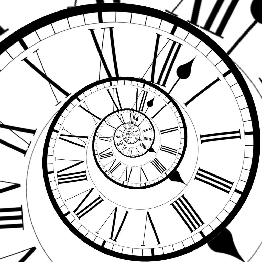 roman numerals clock claradon flickr