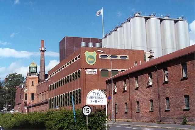 Ringnes-Brewery