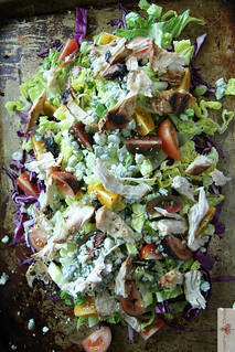BBQ Chicken Chop Salad | by Heather Christo