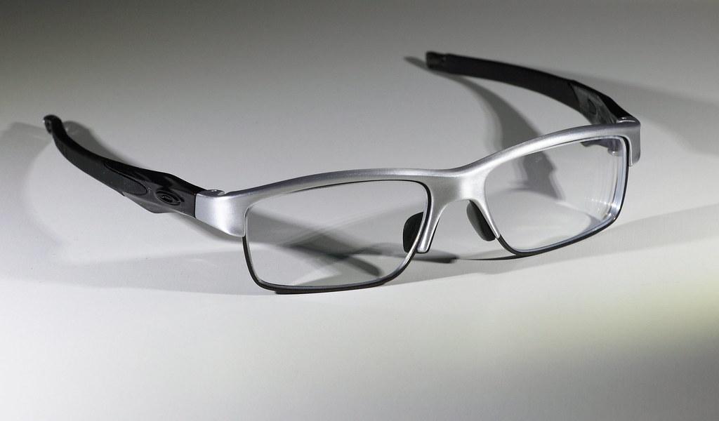 oakley crosslink aluminum