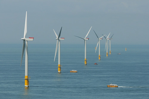 Greater Gabbard offshore wind farm | by DECCgovuk