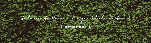 Happy Eid Mubarak! | by Morrie & Oslo