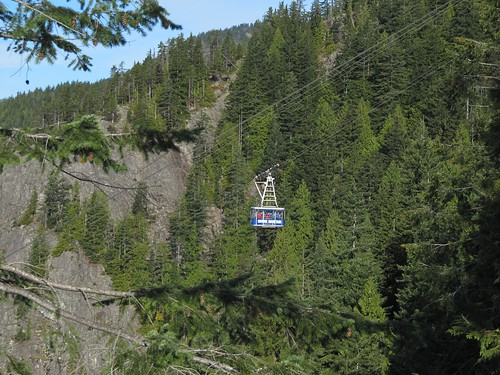 how to get from ubc to grouse mountain