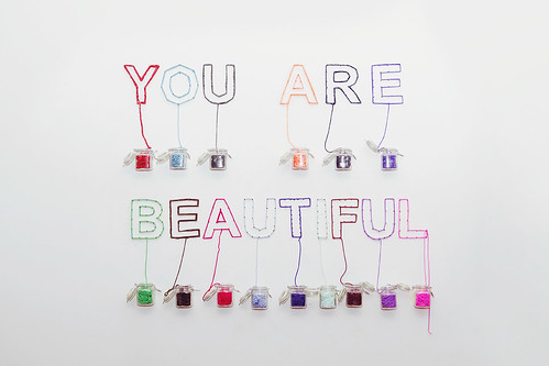 You are beautiful | by Jesy Almaguer