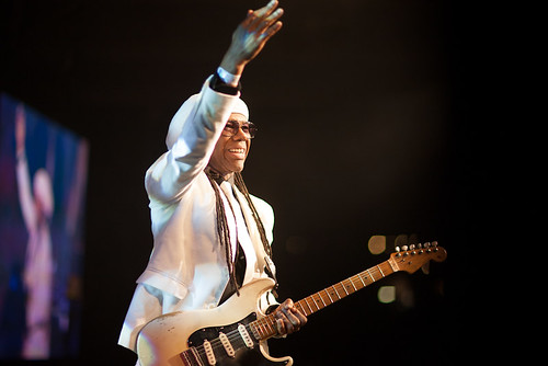 Kristy_MMF13-198 - Chic featuring Nile Rodgers | by Aunty Meredith