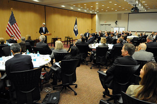 Secretary Kerry Addresses Senior Managers at Daylong Staff Retreat | by U.S. Department of State