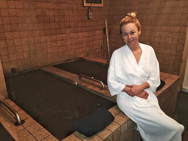 best mud baths in northern california