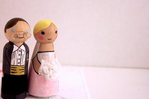 Wedding Acrylics Cake Stands