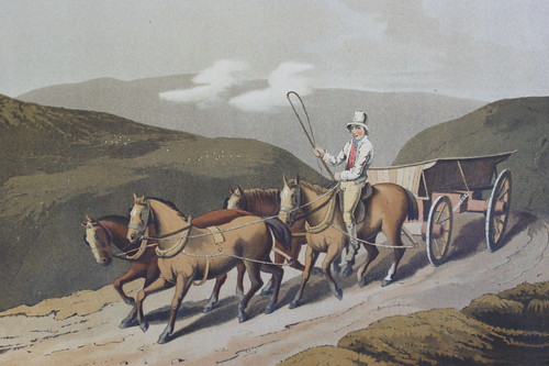plate 16: The East Riding or Wolds Waggon