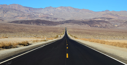Highway, Death Valley