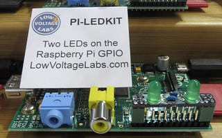 PI-LEDKIT | by Low Voltage Labs