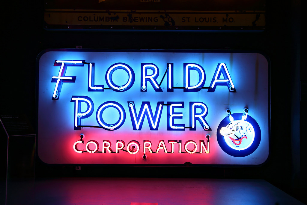 Florida Power Corporation | By Chief_huddleston Florida Power Corporation |  By Chief_huddleston Idea