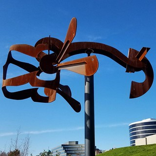 #sculpture #seattle #washington #olympic #park | by sukharenko