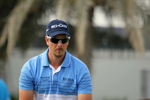 Henrik Stenson | by TourProGolfClubs