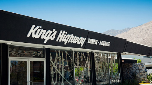 Kings Highway Diner Palm Springs 1 | by CieraHolzenthal