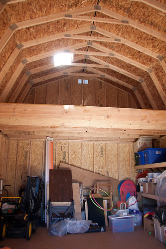 Tb 800 Interior Tuff Shed Flickr