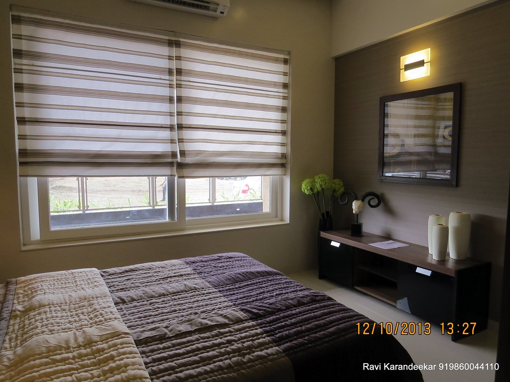 ... Bedroom   Did You Visit The 4 BHK Show Flat Of Metro Jazz, Opposite VITS