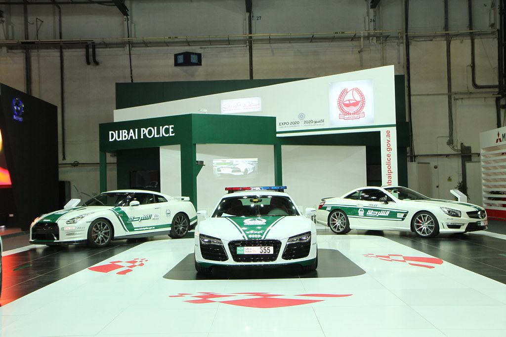 Image result for police cars dubai