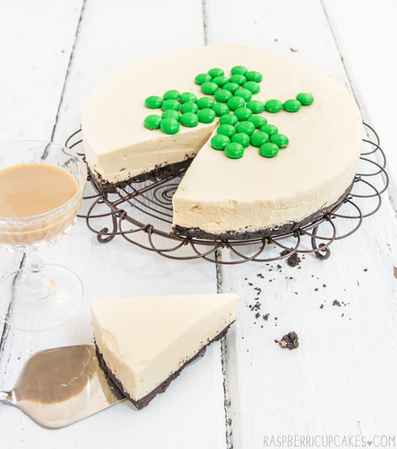 Irish Cream Cheesecake | by raspberri cupcakes